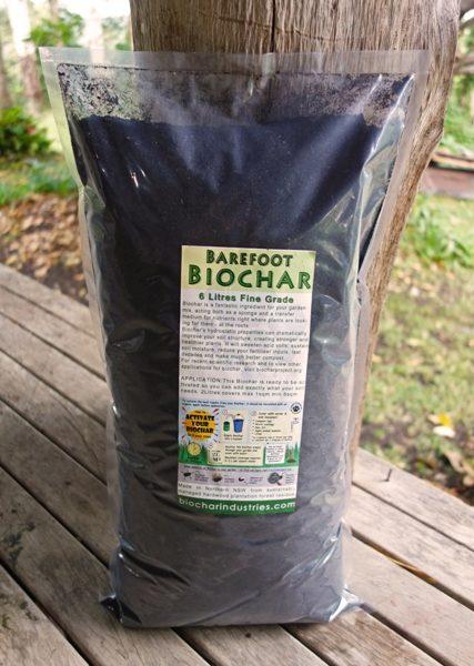 Biochar Industries 6l biochar